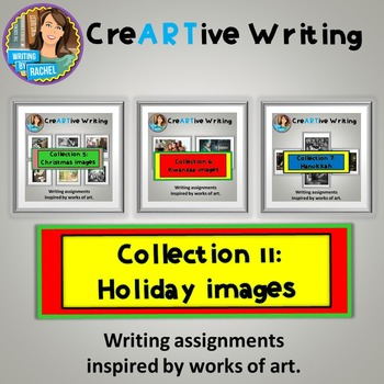 Creative Writing with Winter Holiday Prompts: Christmas, K