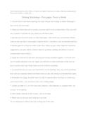 Creative Writing/Process Writing Strategy