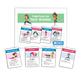 Pediatric Yoga Cards: 10 Fun Cards Included!