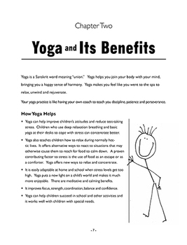 Creative Yoga for Children