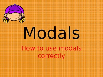Creative and Ready to Use Powerpoint Presentation on Modals
