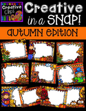 Creative in a SNAP: AUTUMN Edition {Creative Clips Digital Clipart}