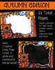 Creative in a SNAP: AUTUMN Edition {Creative Clips Digital Clipart}