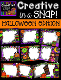 Creative in a SNAP: HALLOWEEN Edition {Creative Clips Digital Clipart}