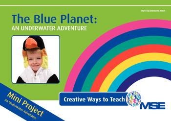 Creative lesson ideas - Under the Sea