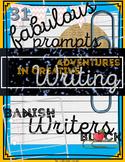 Creative writing (31 prompts) No Prep