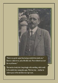 Creative writing A5 printable prompt card