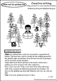Creative writing for middle graders - Complete the story