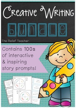 Creative Writing Bundle for Grades 2-6