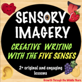 Creative Writing with the Five Senses: Sensory Imagery and Narrative Hooks