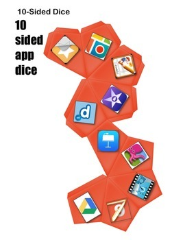 Creativity App Dice