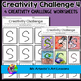 Creativity Challenges Bundle, Art Lessons