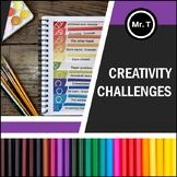 Creativity Challenges - Unleash your students' imagination