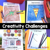 Creativity Challenges and Activities