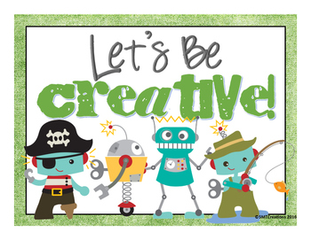 Creativity Posters