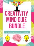 Creativity Mind Quiz Bundle