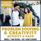 Creativity and Problem Solving Activities for Student Council Leadership