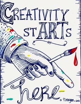 Creativity Starts Here
