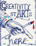 Creativity Starts Here