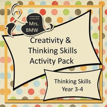 Creativity & Thinking Skills Activity Pack