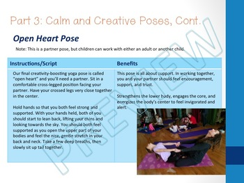 Creativity Yoga Lesson