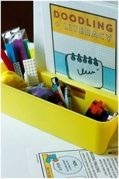 Creativity and Literacy: Low-Prep, Hands-On Centers or Home Learning Activities