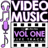 Creator Music Vol 1 by Rev Kev
