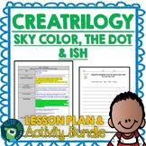 Creatrilogy - Sky Color, The Dot, & Ish by Peter Reynolds Bundle