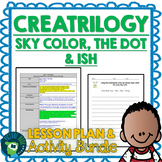 Creatrilogy - Sky Color, The Dot, & Ish by Peter Reynolds Bundle