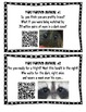 Creatures of the Night - Nocturnal Animals QR Scavenger Hunt