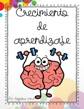 Crecimiento de aprendizaje (Growth mindset SPANISH)