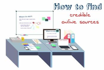 Credible Internet Sources Prezi Presentation