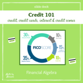 Credit 101 An Introduction to Credit (slide deck)