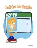 Credit Card Debt Simulation