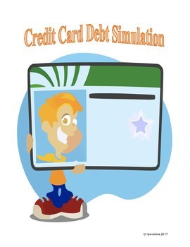 Credit Card Debt Simulation