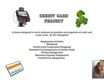 Credit Card Project