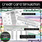 Credit Card Simulation