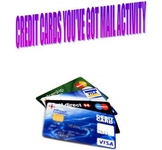 Credit Cards You've Got Mail Activity