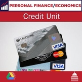 Personal Finance |  Credit Card Unit