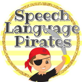 Credit Logo: Speech Language Pirates