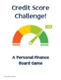 Credit Score Challenge!