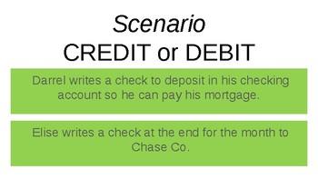 Credit Vs Debit Debate Procedure