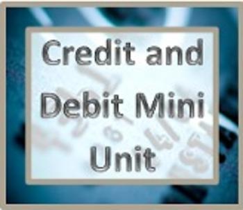 Credit and Debit Mini Unit