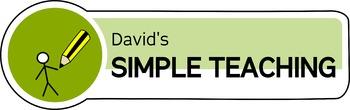 David's Simple Teaching credit button