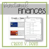 Credit v. Debit