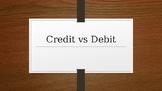 Credit vs Debit
