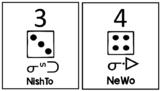 Cree Numbers 1-10