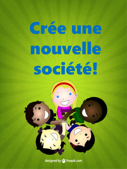 Crée une nouvelle société!