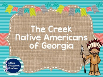 Creek Native Americans PowerPoint