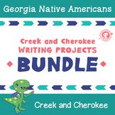 Creek and Cherokee - Georgia Native American Writing Proje